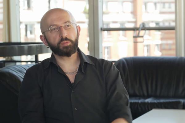 Portrait d'Antonio Casilli