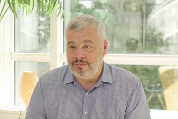 Portrait de Tristan Nitot